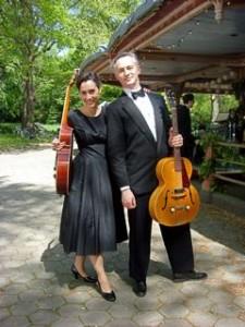 Cenovia and Max Moston